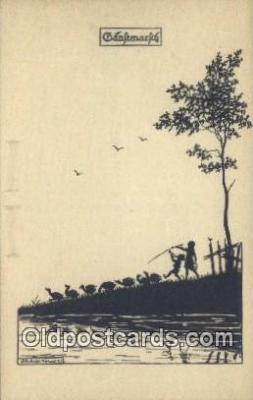 Eisbeth Forcks Schattenbilder