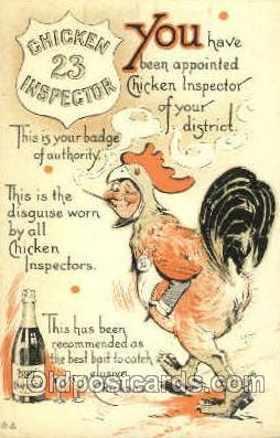 Chicken 23 Inspector