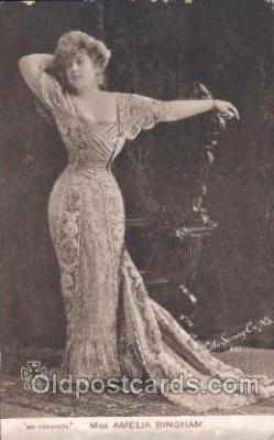 Miss Anmelia Bingham