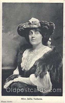 Miss Julia Neilson