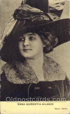 Anna Quirenta Nilsson