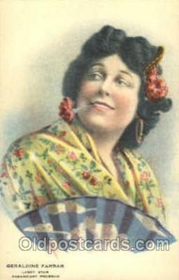 Geraldine Farrar
