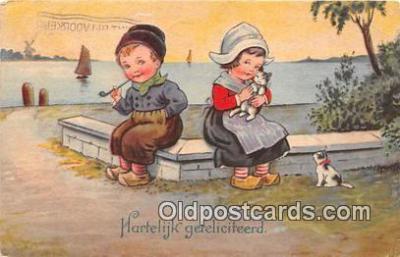 Hartelijk Gefeliciteerd Smoking Postcard Postcards