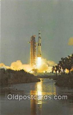 spa001565 - Space Postcard