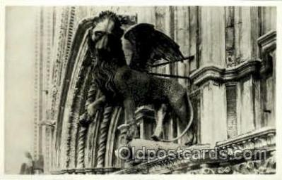 Emblema di S. Marco, Lorenzo Maitani