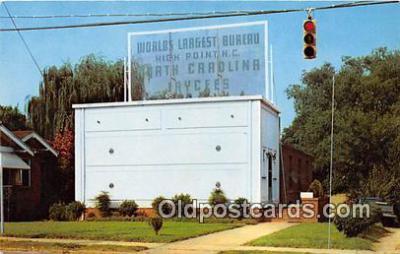 Worlds Largest Bureau