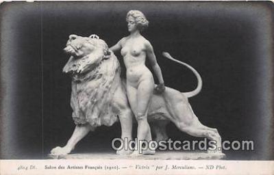 Salon Des Artistes Francais 1910