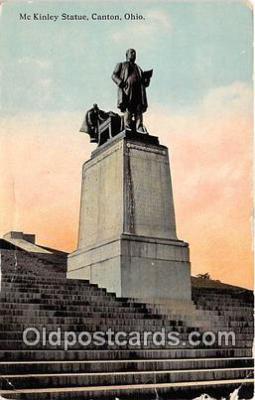 McKinley Statue