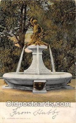 Hogan Fountain, Cherokee Park