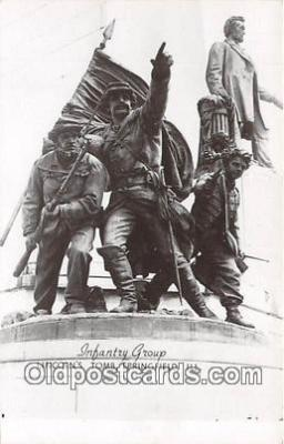 Infantry Group, Lincolns Tomb