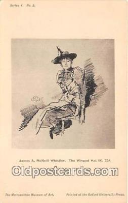 James A McNeil Whistler