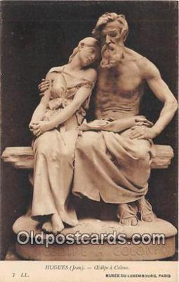 sta001109 - Statue Postcard