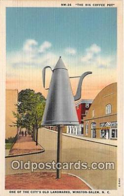 The Big Coffee Pot