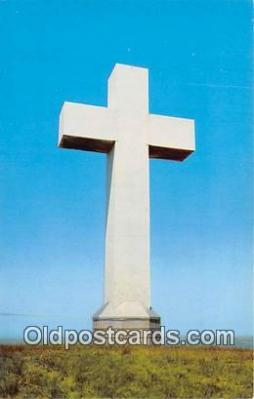 Cross at Jumonville