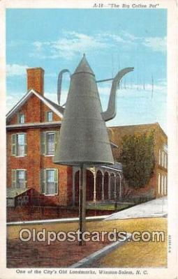Big Coffee Pot