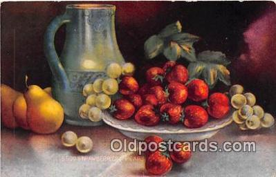 Strawberries & Pears