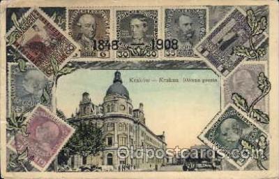 stp001012 - Stamps on Postcards