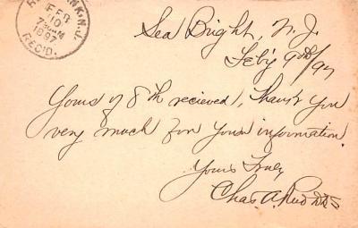 sub000353 - Post Card  back