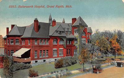 sub000655 - Butterworth Hospital, Grand Rapids, MI, USA
