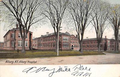 sub000675 - Albany Hospital, Albany, NY, USA