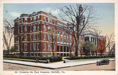sub000733 - St. Vincents De Paul Hospital, Norfolk, VA, USA