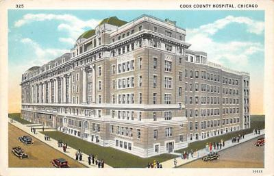 sub000819 - Cook County Hospital, Chicago, IL, USA
