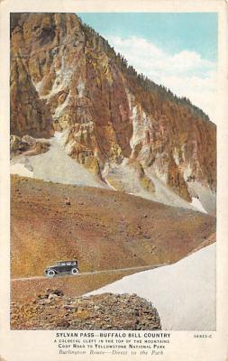 sub001313 - Sylvan Pass - Buffalo Bill Country
