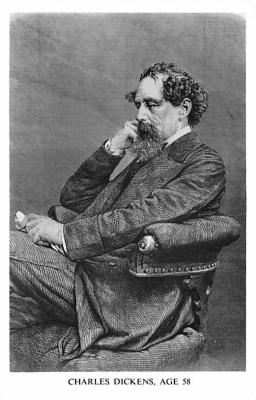 sub001333 - Charles Dickens, age 58