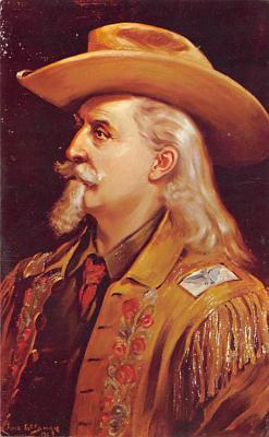 sub001363 - Col. W. F. Cody (Buffalo Bill)