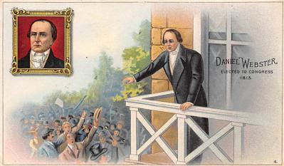 sub001439 - Daniel Webster Elected to Congress 1813