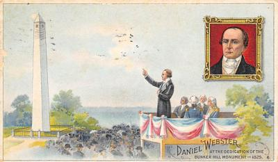 sub001441 - Daniel Webster, at the Dedication of Bunker Hill Monument