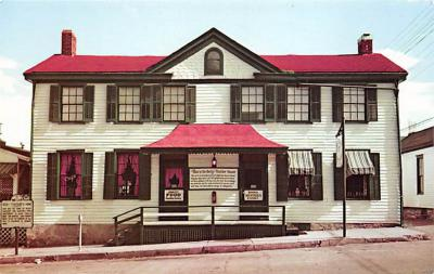 sub001463 - The Becky Thatcher House in Hannibal, MO, USA