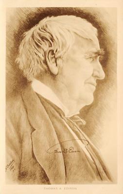 sub001485 - Thomas A Edison