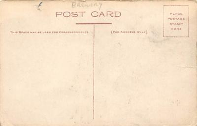 sub015509 - Fanned Out  Postcard  back