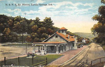 Eureka Springs AR