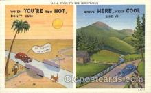 saw001004 - Series E-5707 Summer Winter Postcard Postcards