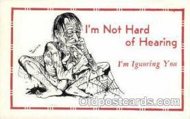 say001085 - Artist Tony Luna Sayings, Quotes, Postcard Postcards