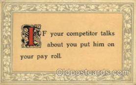 say001126 - Sayings, Quotes, Postcard Postcards
