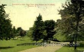 sch001016 - New York State school for Blind, Batavia, NY, New York, USA School for Blind & Deaf Postcard Postcards