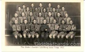 sct000007 - Scout Scouts Postcard Postcards
