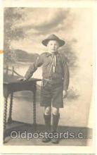 sct000028 - Scout Scouts Postcard Postcards