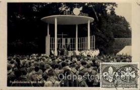 sct000041 - Boy & Girl Scouts, Scout, Scouting, Postcard Postcards