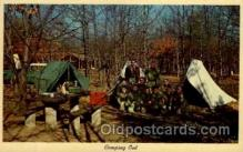 sct000055 - Shenandoah National Park, Virginia, USA, Boy & Girl Scouts, Scout, Scouting, Postcard Postcards