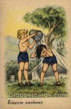 sct000085 - Boy & Girl Scouts, Scout, Scouting, Postcard Postcards