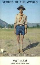 sct100003 - Viet Nam Boy Scouts of America, Scouting Postcard, Post Cards, Copyright 1968