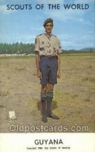 sct100067 - Guyana Boy Scouts of America, Scouting Postcard, Post Cards, Copyright 1968