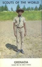 sct100071 - Grenada Boy Scouts of America, Scouting Postcard, Post Cards, Copyright 1968
