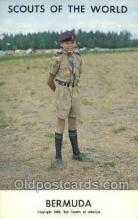 sct100089 - Bermuda Boy Scouts of America, Scouting Postcard, Post Cards, Copyright 1968