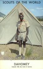 sct100103 - Dahomey Boy Scouts of America, Scouting Postcard, Post Cards, Copyright 1968