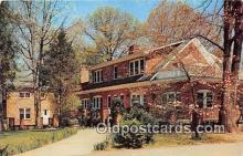 sct100125 - National Girl Scout Camp, Rockwood Potomac, Maryland, USA Postcards Post Cards Old Vintage Antique
